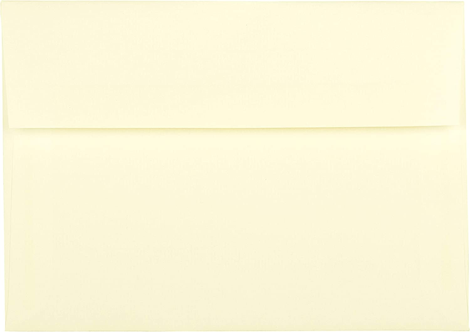 Canary Yellow Pastel 25 Pack A7 Envelopes for 5 X 7 Invitations Announcements Communions Confirmations Showers from The Envelope Gallery