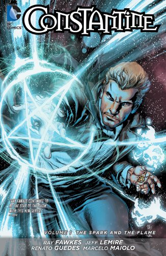 Constantine Vol. 1: The Spark and the Flame (Constantine Boxset) (Floats Flame)