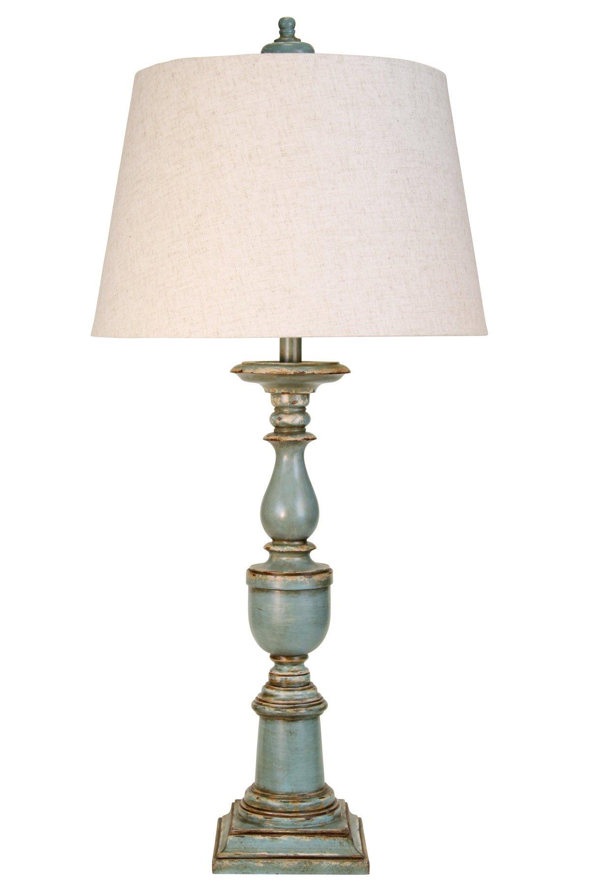 Style Craft L32018 Avignon Table Lamp