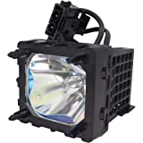 AuraBeam Economy Sony XL 5200 Television Replacement Lamp With Housing