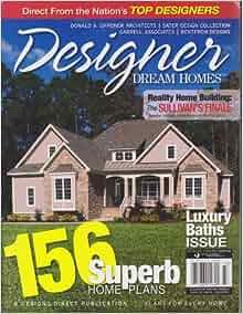 Designer Dream Homes Magazine Issue 42 Fall 2013 Books