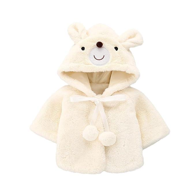 Abrigo para bebé niño niña con capucha, Yannerr recien nacido ...
