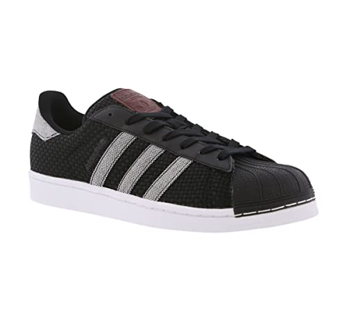 ec0f4be7ea66 adidas Originals Superstar Riviera Mens Trainers Sneakers Shoes - CP9441 -  Black  Amazon.co.uk  Shoes   Bags