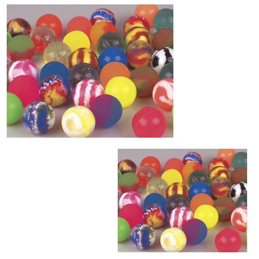 200 32mm Assorted Bouncy Balls