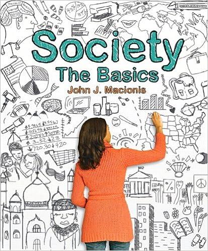 society the basics 15th edition chapter 1