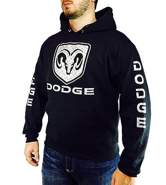 Dodge Ram Hoodie >> Dodge Ram Diamond Plate Cut Unisex Black Hoodie At Amazon Men S