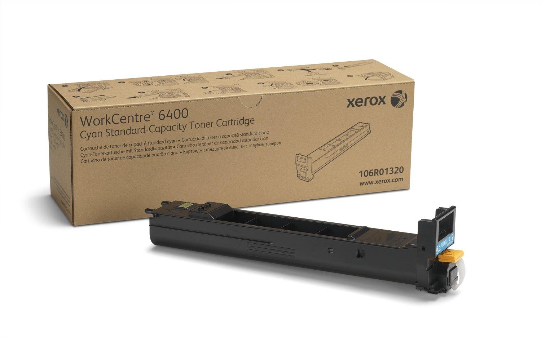 Estándar de Xerox para Toner Capacidad para Xerox WC6400 Rendimiento 6000 - Cyan 11bced