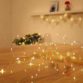 Ziemlich Weihnachtsbeleuchtung Weißer Draht Zeitgenössisch - Die ...