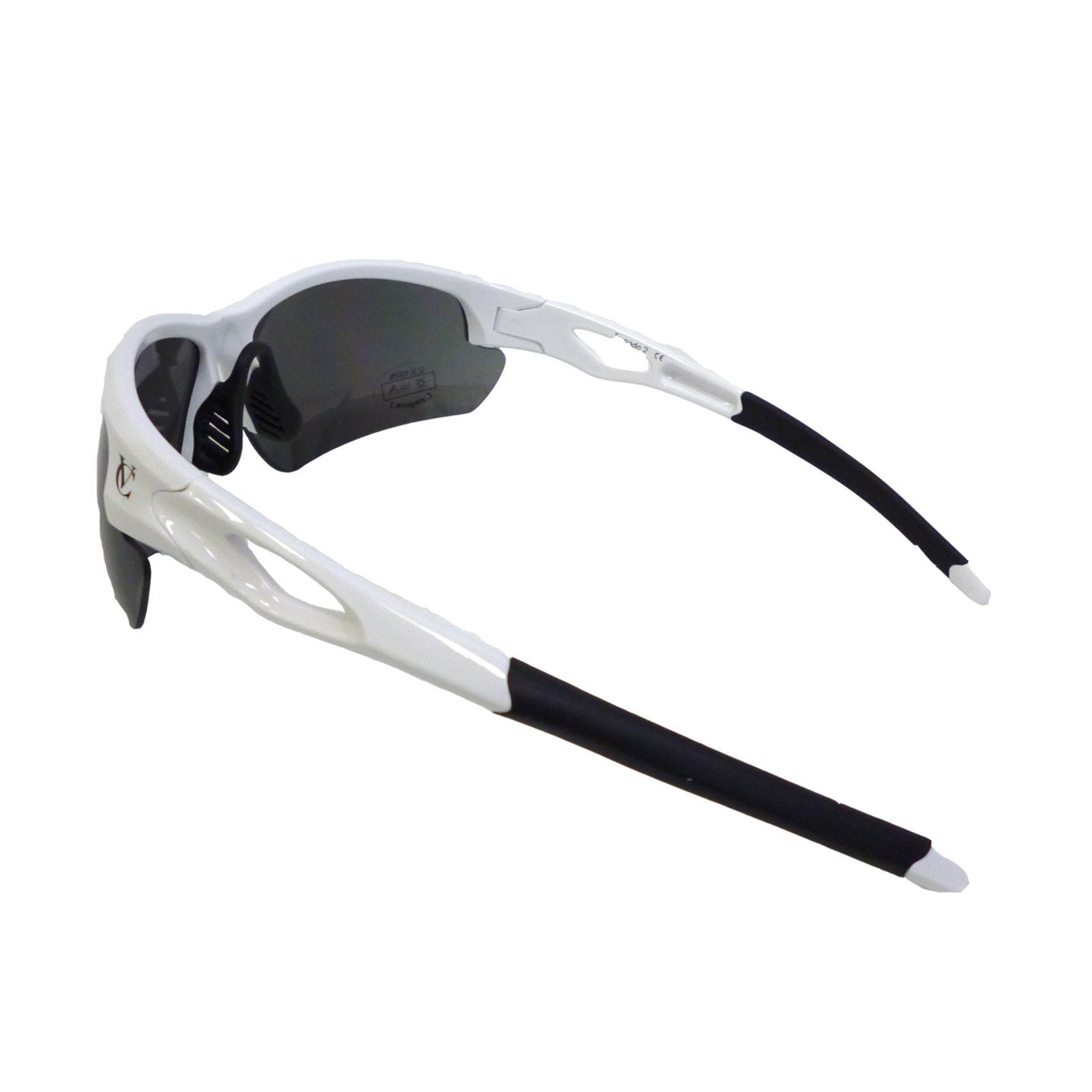 VeloChampion Tornado Sunglasses - White