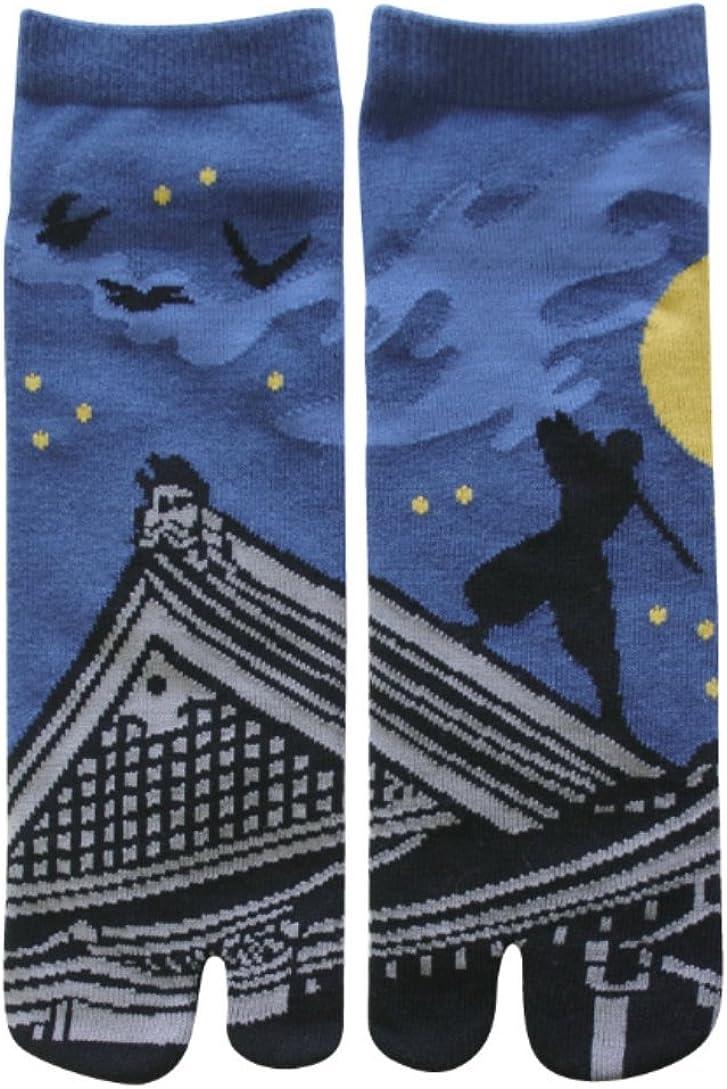 Japanese Tabi Socks Design Ninja