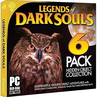 On Hand Legends of Dark Souls