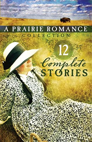 book cover of The Prairie Romance Collection