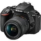 Nikon D5600 AF-P 18-55mm 3.5-5.6G VR Lens Kit - 24.2 MP DSLR Camera