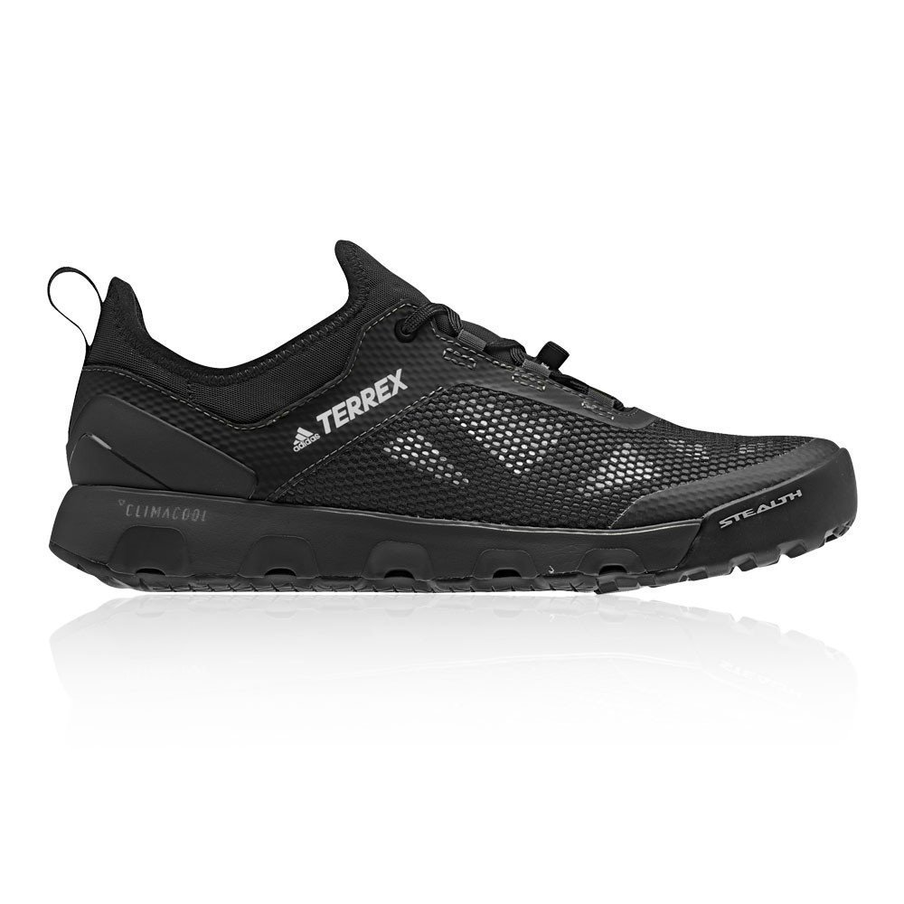 adidas Terrex Climacool Voyager Aqua Outdoor Shoes - SS18-9 - Black by adidas