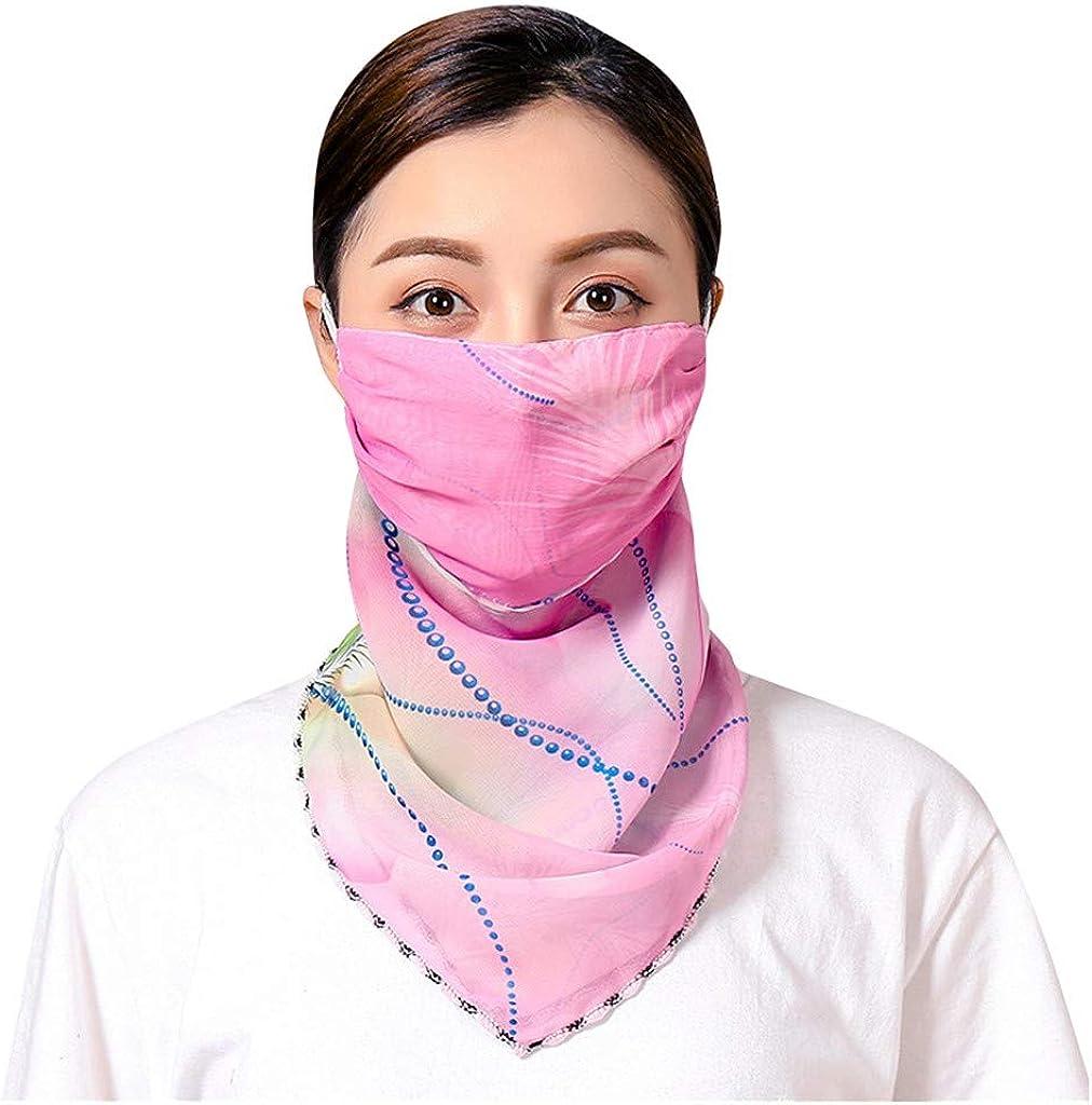 FEYTUO Multifuncional Paño de Polvo Reutilizable, respiración con válvula de respiración, Ganchos para la Oreja y Forro Suave, Multifuncional Paño de Polvo Facial con válvula