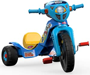 Fisher-Price Nickelodeon PAW Patrol Lights Sounds Trike