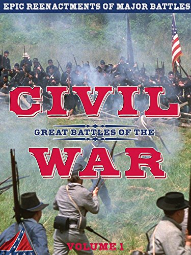 Great Battles of the Civil War: Volume 1
