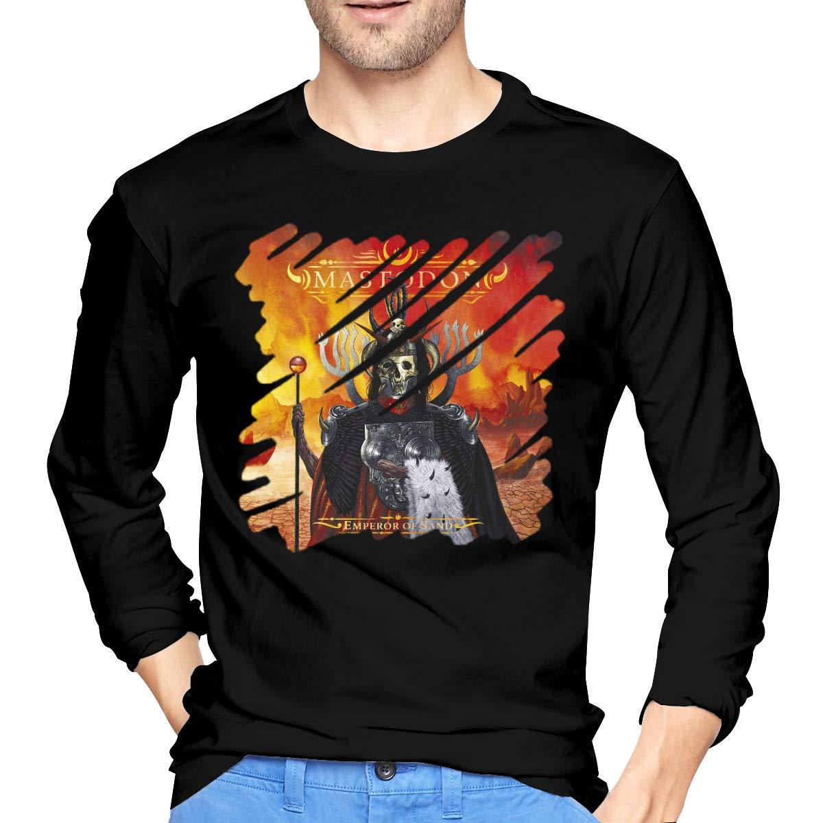 Tianpf Mastodon Emperor Of Sand S T Shirts Tops Black