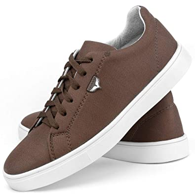 bb85b86956 Sapatênis Touro Boots Basic Series Café: Amazon.com.br: Amazon Moda
