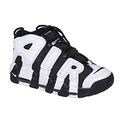 b8dc60861704b5 Air More Uptempo Black Men s Limited Edition Basketball Shoes (44 Euro)