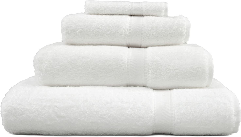 Linum Home Textiles Luxury Hotel Collection 100% Turkish Cotton Terry 4 Piece Towel Combination Set