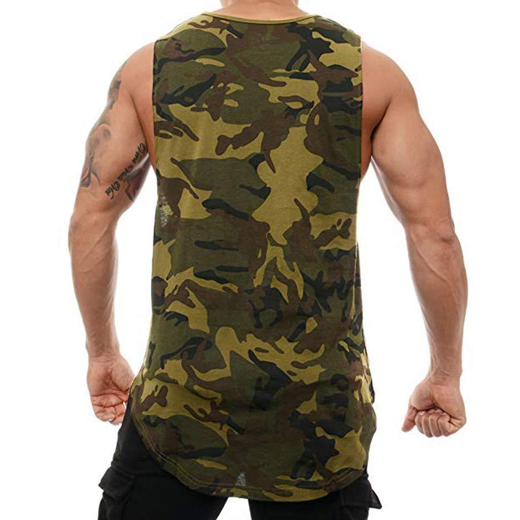 65a51767bbc9b Amazon.com  Men s Tank Top
