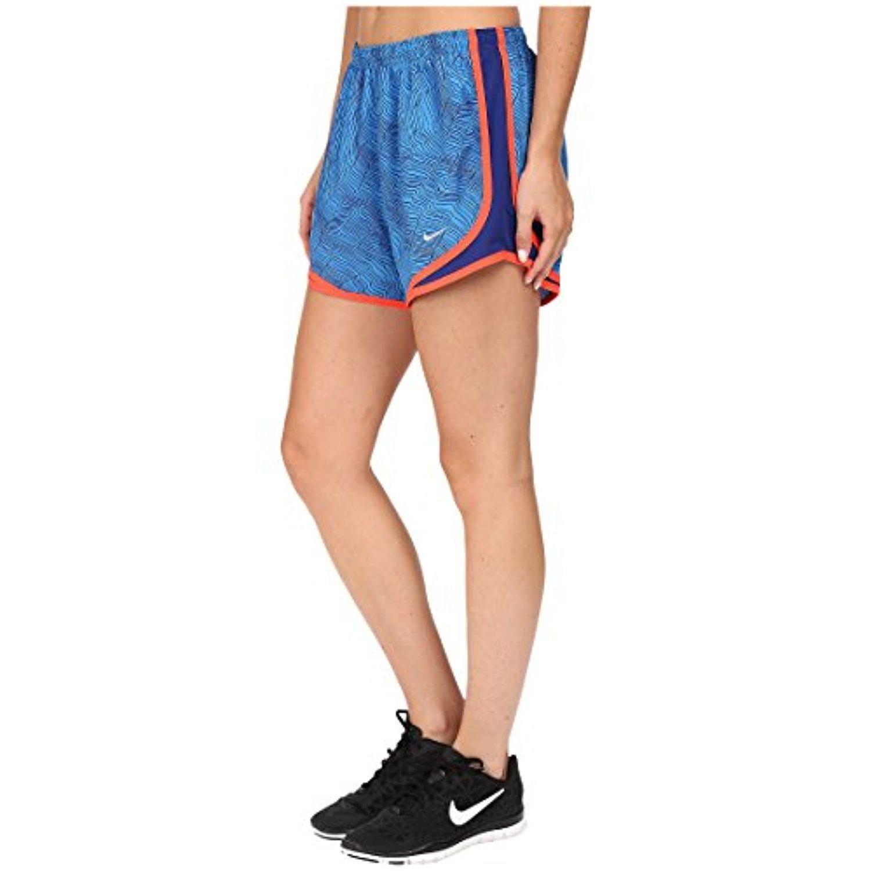 NikeレディースDry TempoテンポPrinted Running Shorts X-Large  B019HDNIH2