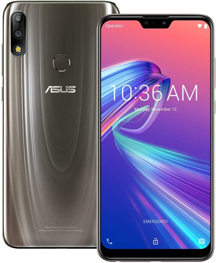 ASUS ZenFone MAX Pro (M2) (ZB631KL), 4 GB/128 GB, 6.3 Pulgadas ...