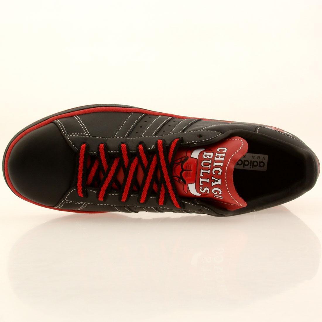 newest 7c271 4d4c5 Adidas Men Campus II Plus - Chicago Bulls (black redsld) Size 10.5 US   Amazon.ca  Shoes   Handbags