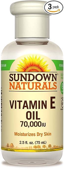 Sundown Naturals Vitamin E ONL...