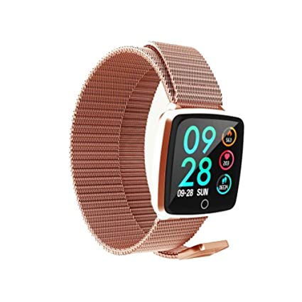 Amazon.com: Window-pick Smart Watch,Fitness Tracker Heart ...