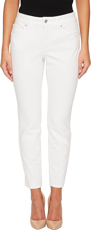 NYDJ レディース ペティートサイズ Alina レギンスジーンズ B0767CWPQH 0P|Deep Optic White Deep Optic White 0P