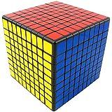 FAVNIC Speed Cube Splaks Magic Cube 11x11x11 Smooth Speed Magic Cube Puzzle (11x11x11)