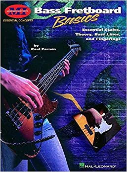 ''FB2'' Bass Fretboard Basics: Essential Scales, Theory, Bass Lines & Fingerings (Essential Concepts). Pellets pursue European ofrece novela