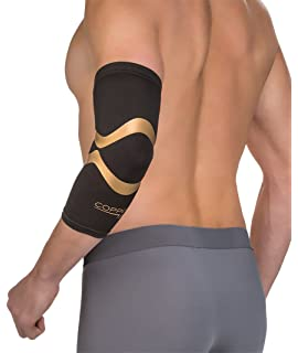 64848b479c Amazon.com: Copper Fit Original Recovery Knee Sleeve: Sports & Outdoors