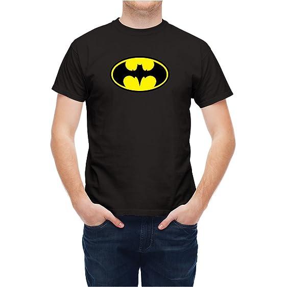 T Shirt Batman Symbol Mdwfb Amazon