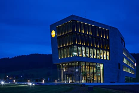 Amazon Com Testo Company Building At Dawn Titisee Neustadt Breisgau Hochschwarzwald Black Forest Baden Wurttemberg Germany Poster Print By Panoramic Images 36 X 24 Posters Prints