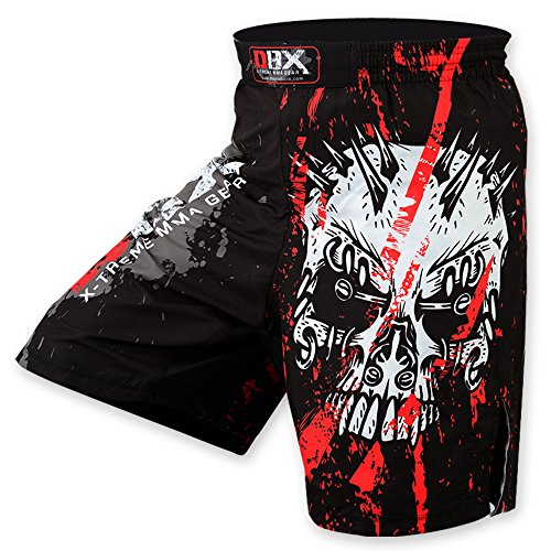 MMA Grappling Shorts Fighter Mix Cage Fighter UFC Kick Boxing Short - M-L-XL