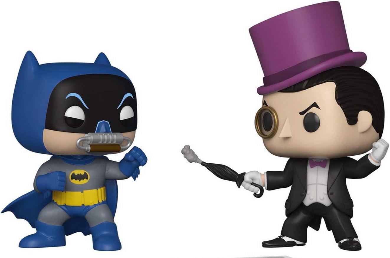 FUNKO DC SUPER HEROES RETRO BATMAN EXCLUSIVE POP VINYL FIGURE