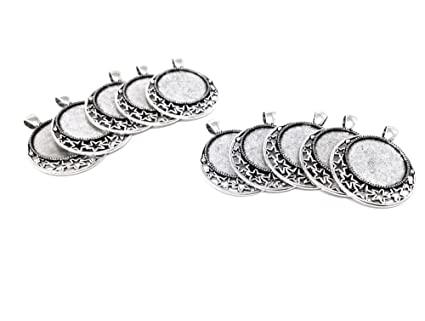 Amazon Honbay 10pcs Moon And Star Design Round Picture Frame