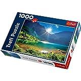 Trefl Puzzle Morskie Oko Lake in The Tatra Mountains (1000 Pieces)