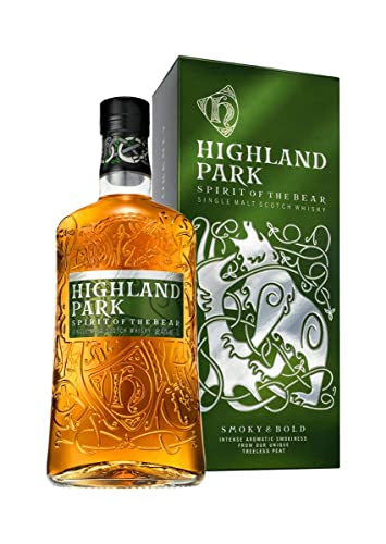Highland Park - Spirit of the Bear