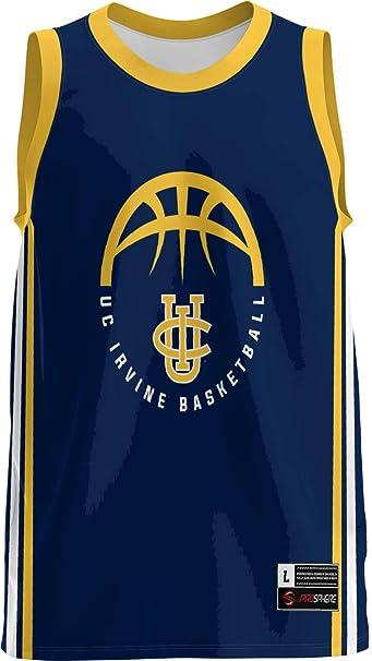6a5847444882 University of California Irvine Basketball Boys  Replica Basketball Jersey  - Classic 1002E