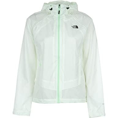 02e6a04f454f Image Unavailable. Image not available for. Color  The North Face Cloud Venture  Jacket - Women s TNF White ...