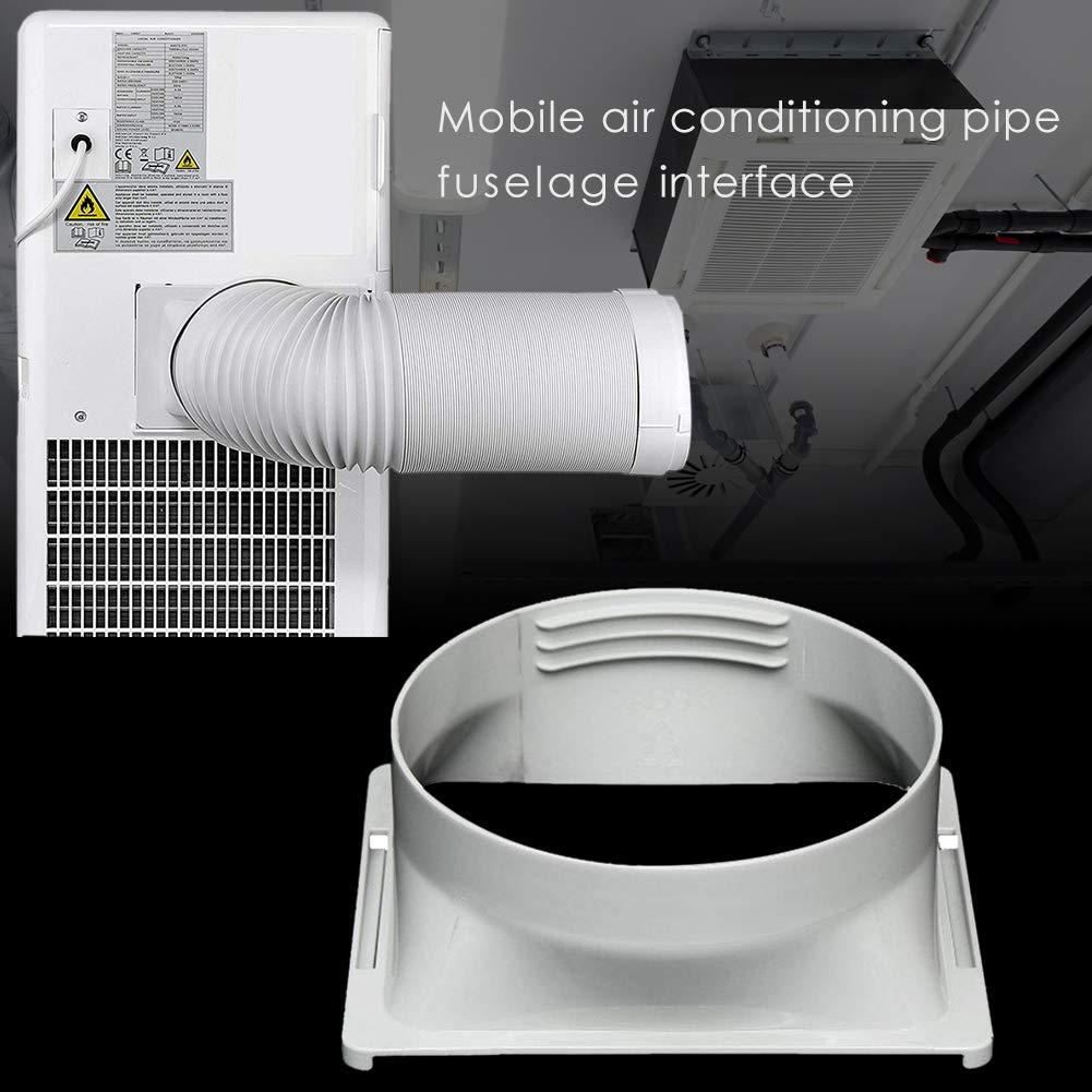 Tubo de CA de Repuesto Universal de di/ámetro de admisi/ón de di/ámetro de 13//15 cm Esplic Manguera de Escape de Aire Acondicionado port/átil