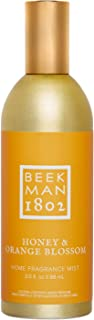 product image for Beekman 1802 - Home Fragrance Mist - Honey & Orange Blossom - Scented Mist for Home - 3 oz