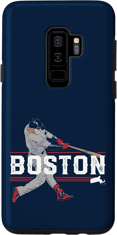 Galaxy S9+ Boston Baseball Slugger Home Run Case