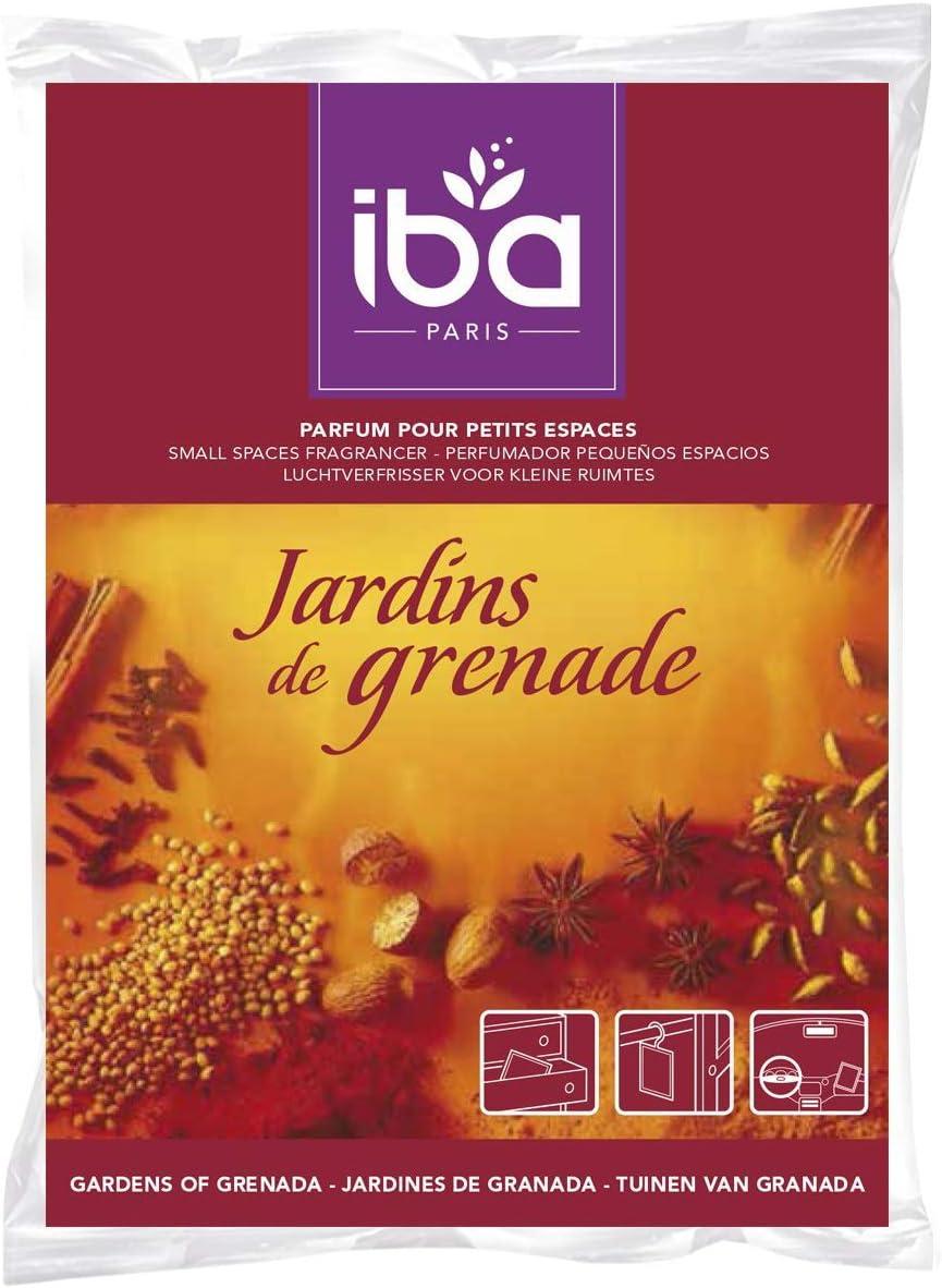 Iba Ambientador Ambiance sobre perfumado Jardines de Granada – Lote de 3: Amazon.es: Salud y cuidado personal