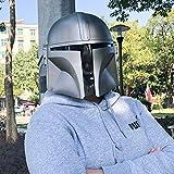 yacn Mandalorian Helmet Boba Fett Deluxe Helmet
