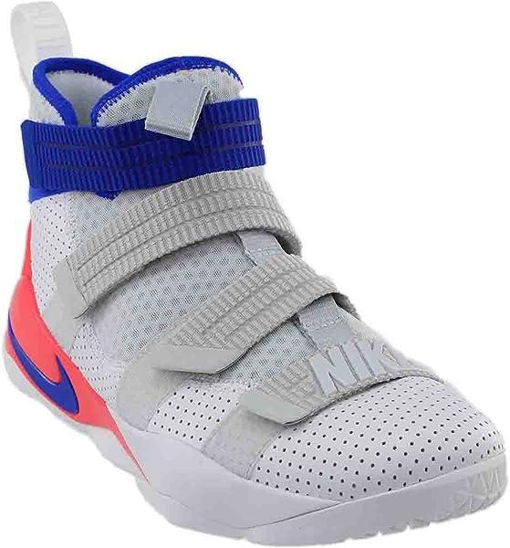 pretty nice 29efe b9202 Nike Lebron Soldier XI Mens Basketball Shoes